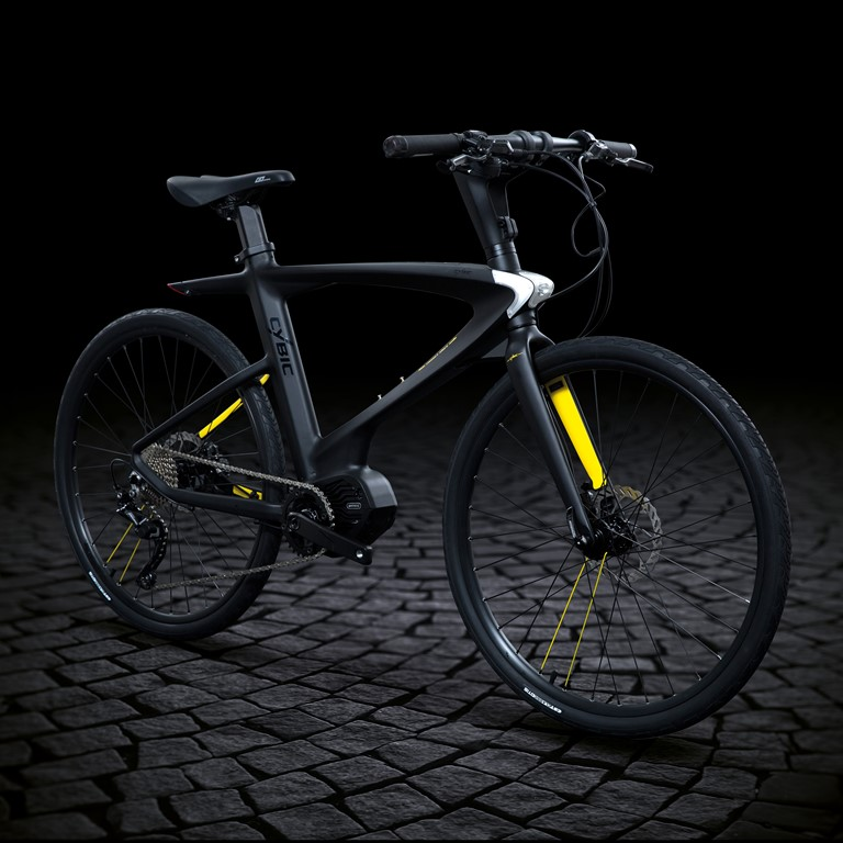 Cybic bike range is a world first at Halfords 154a1909c8fd7